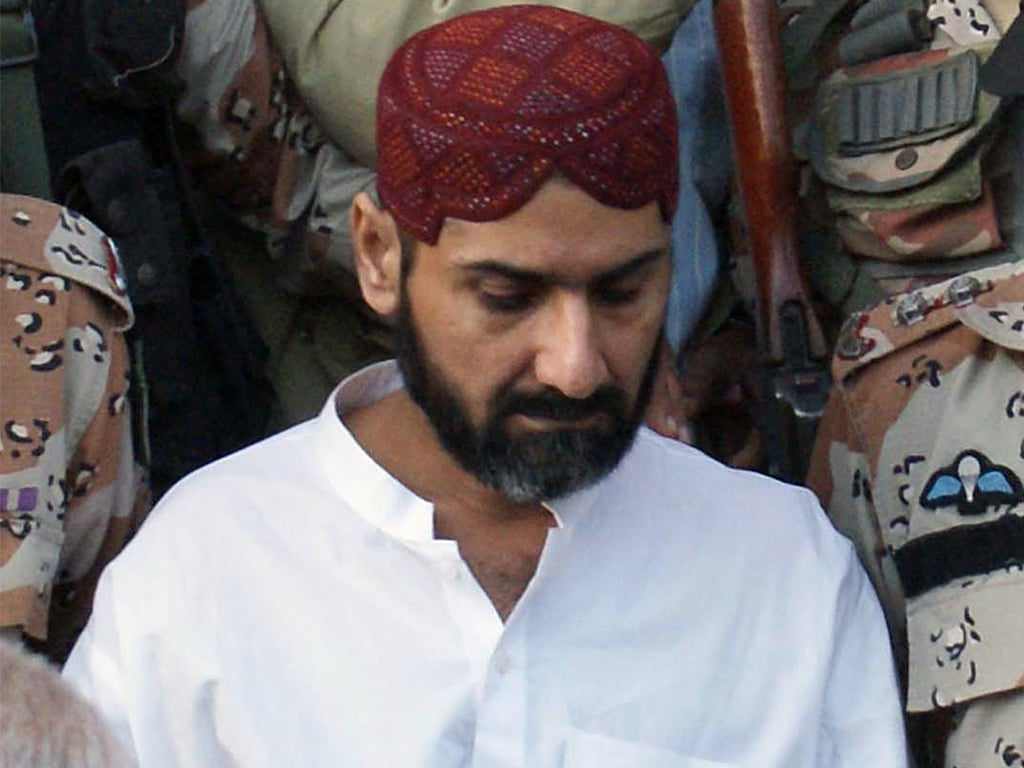 Uzair Baloch not produced in court owing to security concerns