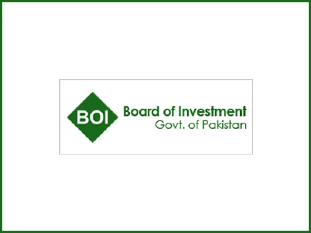 BOI assure to facilitate Egyptian investment in Pakistan