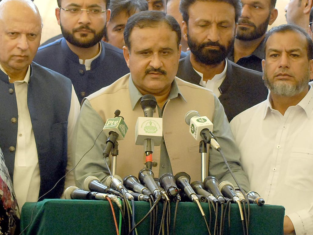 Launch of universal health coverage in Layyah as historic step: CM