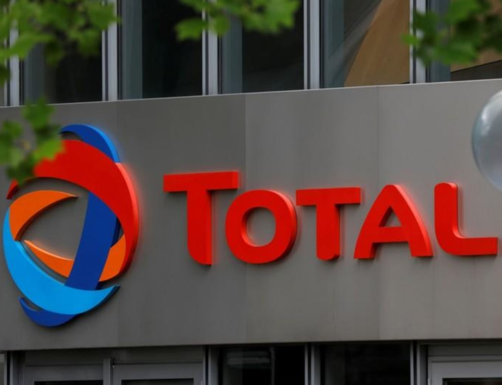 We're TotalEnergies: French oil major gets green rebrand