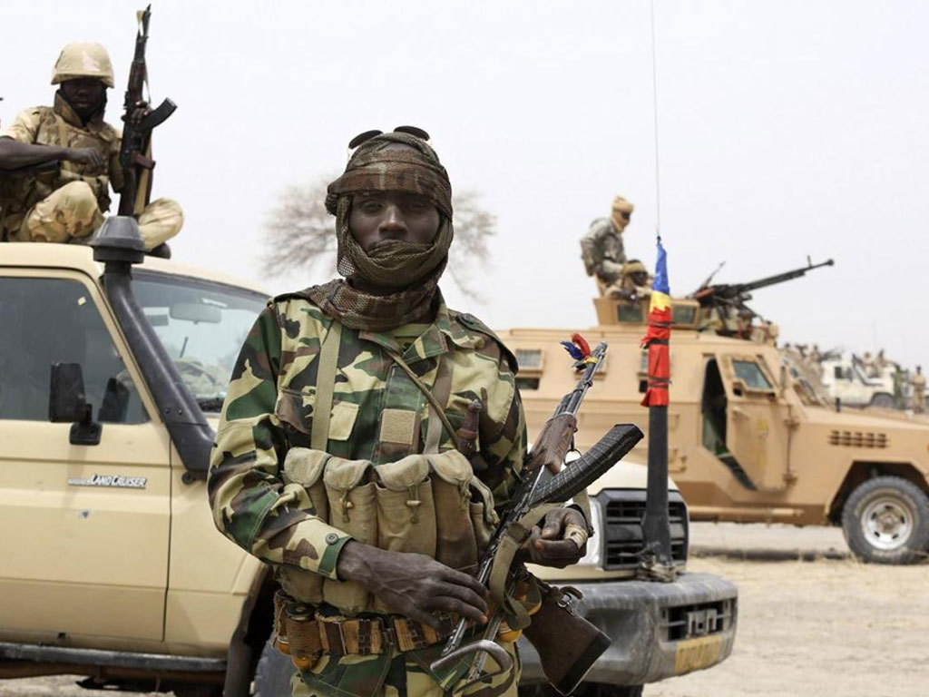 Chad, Central Africa at loggerheads after troops killed at border