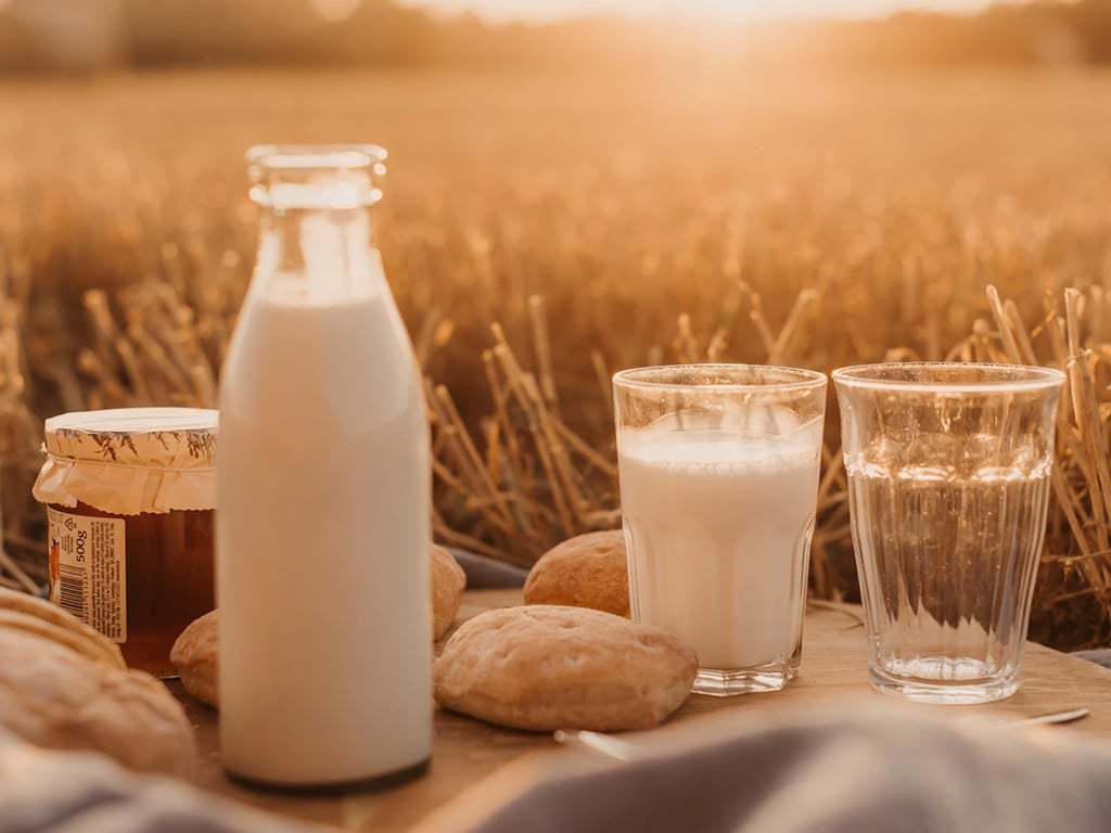 Revisiting milk taxation