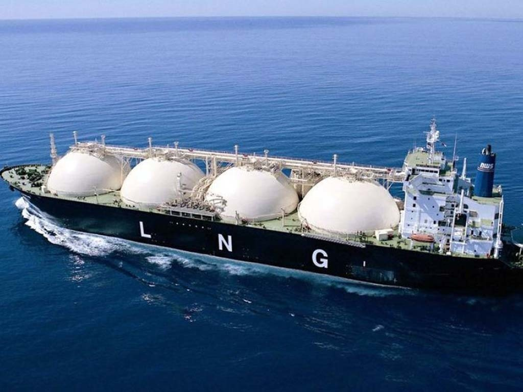 Asian LNG prices rise on strong demand