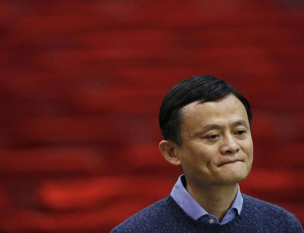 Alibaba executive says founder Jack Ma lying low