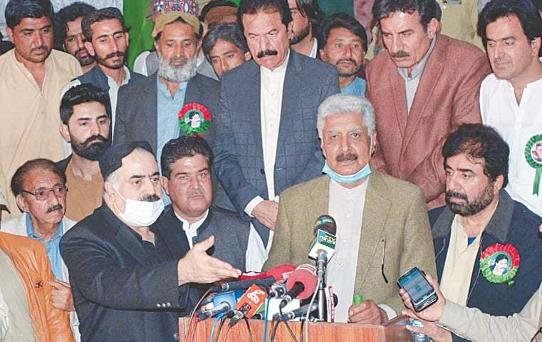 Qadir Baloch, Zehri to join PPP months after quitting PML-N