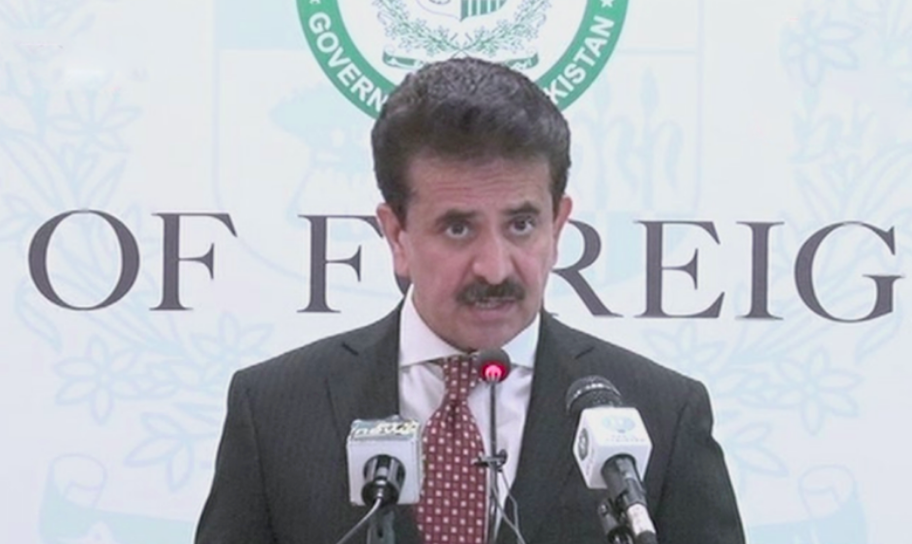Pakistan warns India any further step on IIOJK can imperil region's peace