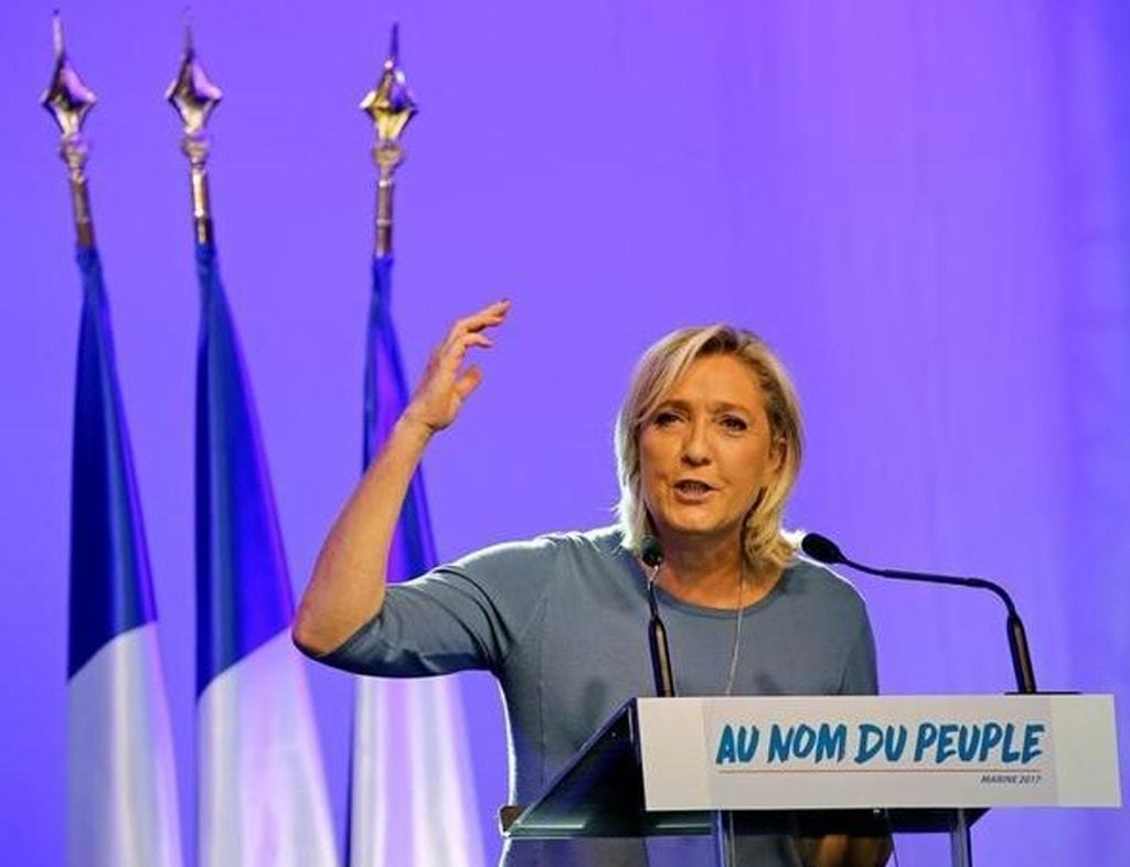 Le Pen suffers disappointment in French regional polls