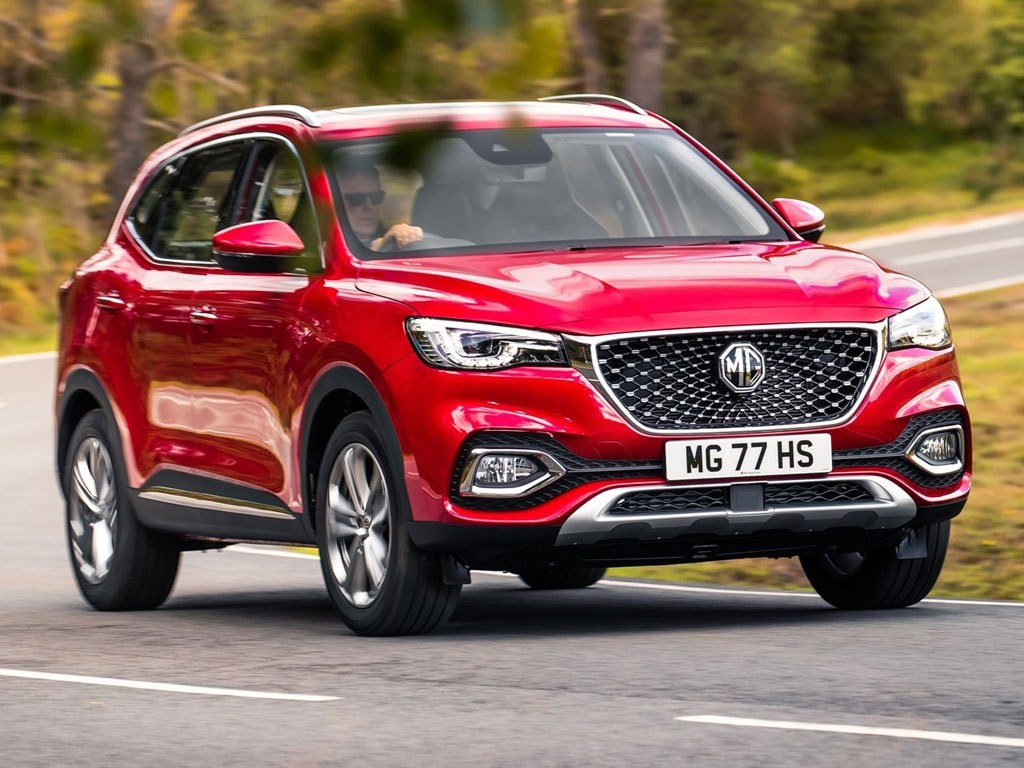 MG launches ZS EV in Pakistan