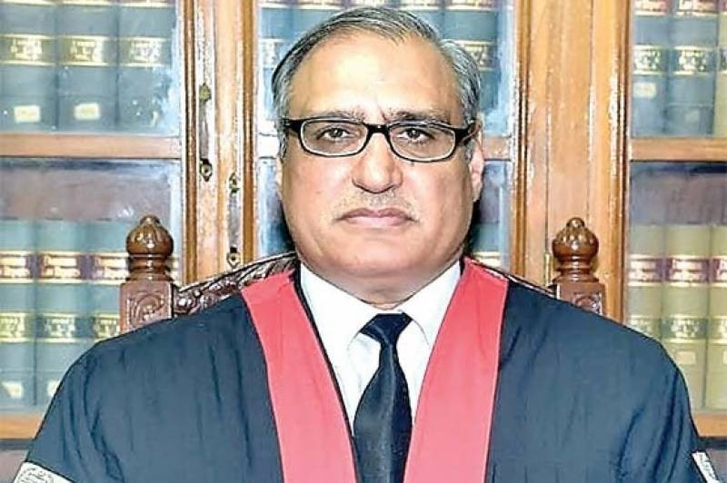 President appoints Justice Bhatti as new LHC CJ