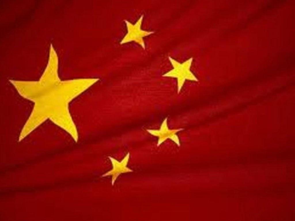 China manufacturing slows