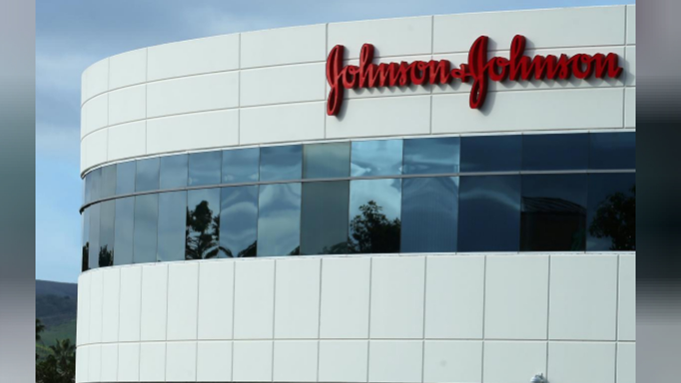 J&J's says its Covid-19 vaccine effectively combats Delta variant