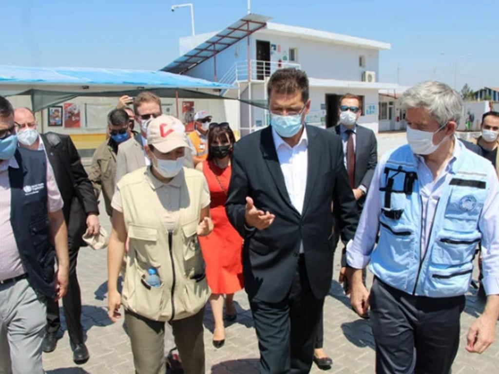 Red Crescent warns of 'inhuman' Syria aid route closure