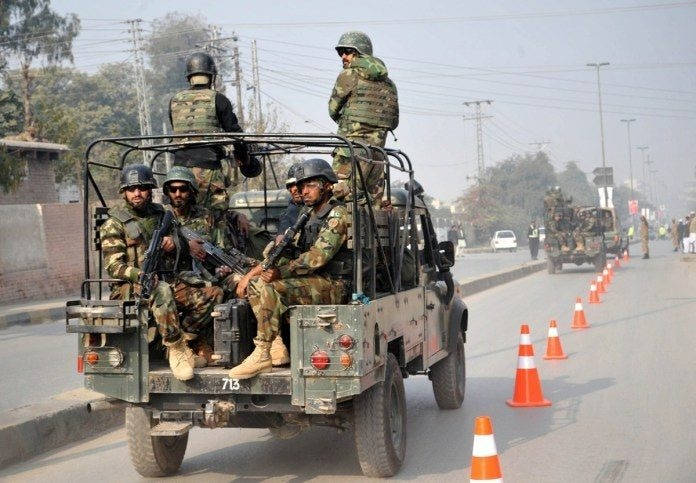 Two security personnel martyred in terror attack near Pasni