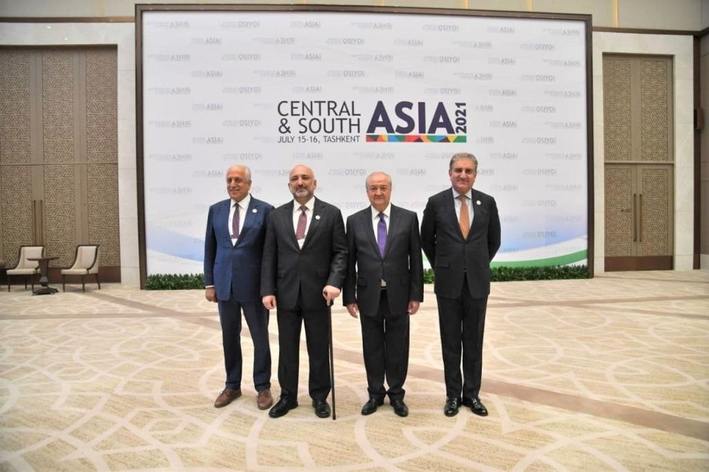 Pakistan, Afghanistan, Uzbekistan and US create platform for regional cooperation