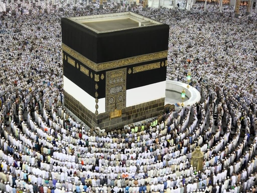 60,000 perform Hajj: Masked pilgrims pray for Covid-free world