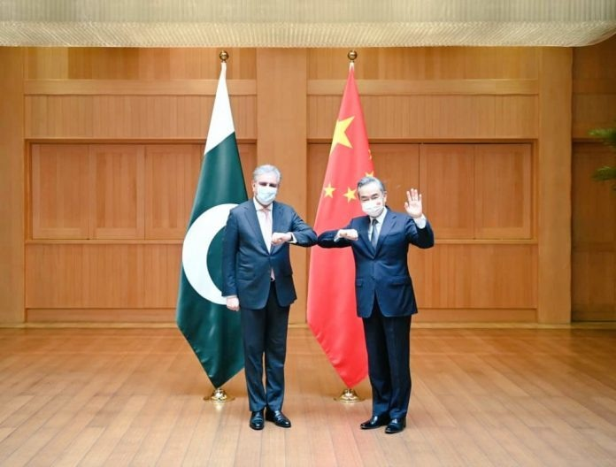 Pakistan, China reaffirm commitment to advance CPEC