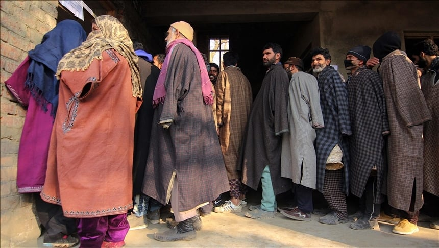 Vote-counting underway as polling ends in AJK elections
