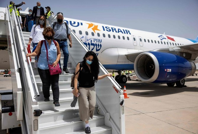 Israel launches direct flights to Morocco
