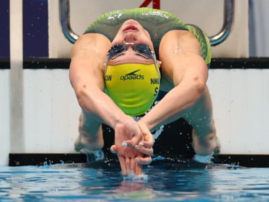 Battle of the record breakers looms in the Tokyo pool