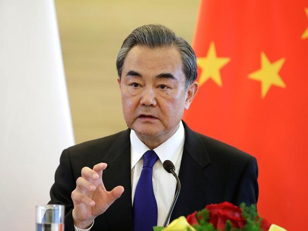 Afghan peace: China says Taliban may play 'important' role