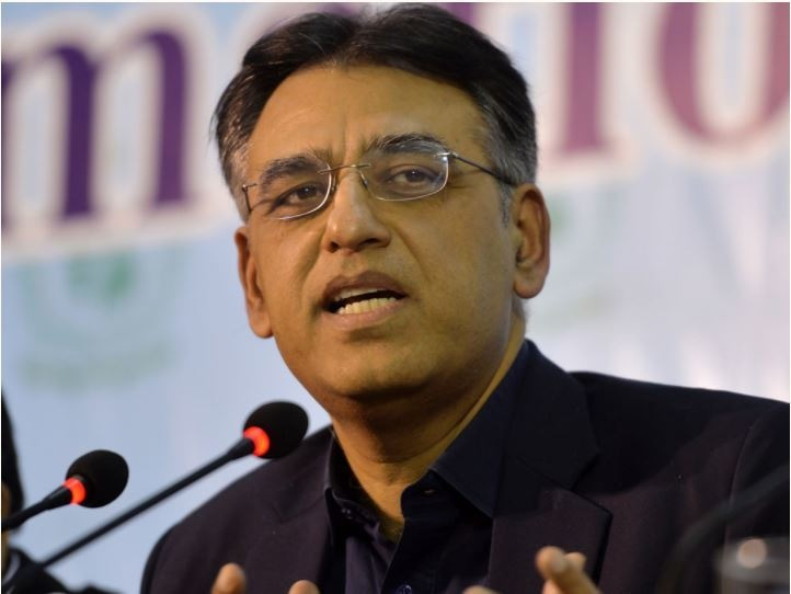 Complete lockdown not the solution, says Asad Umar
