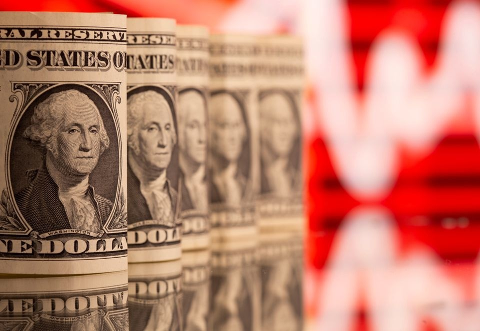 Pakistan's foreign exchange reserves fall to $24.875 billion