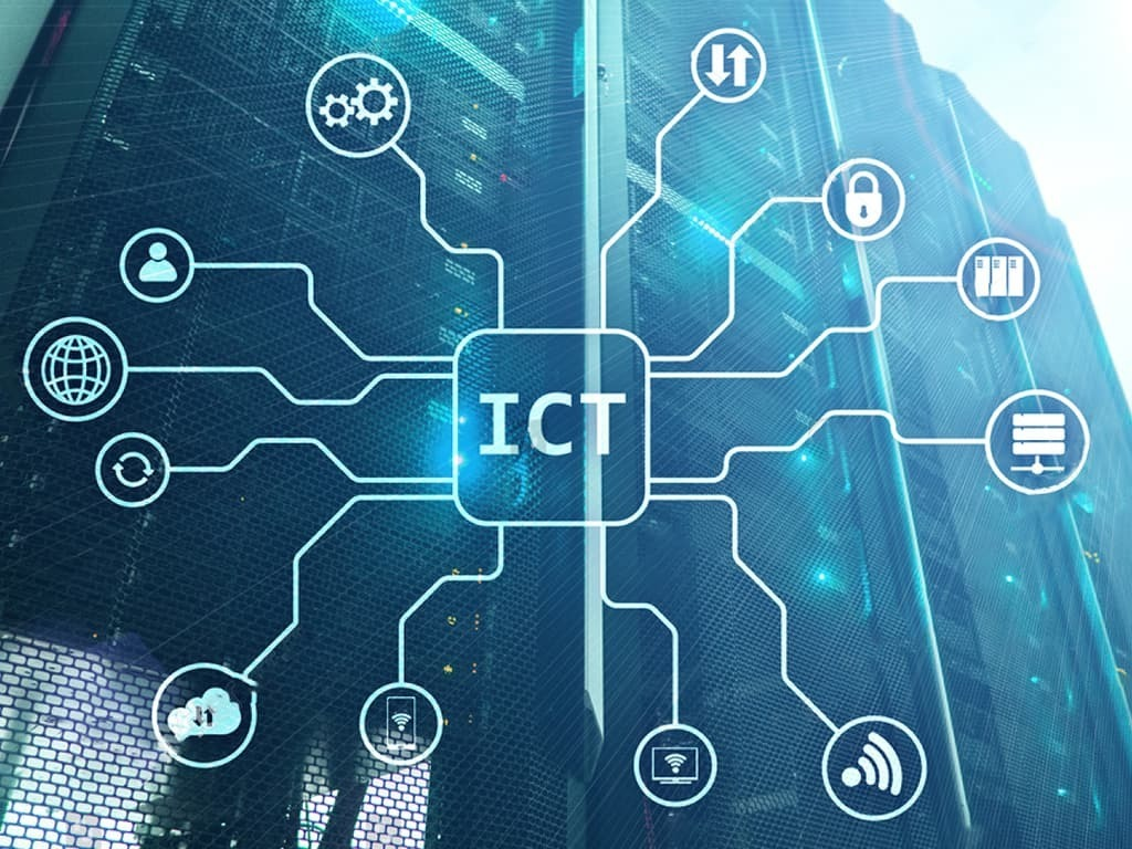 On ICT exports growth
