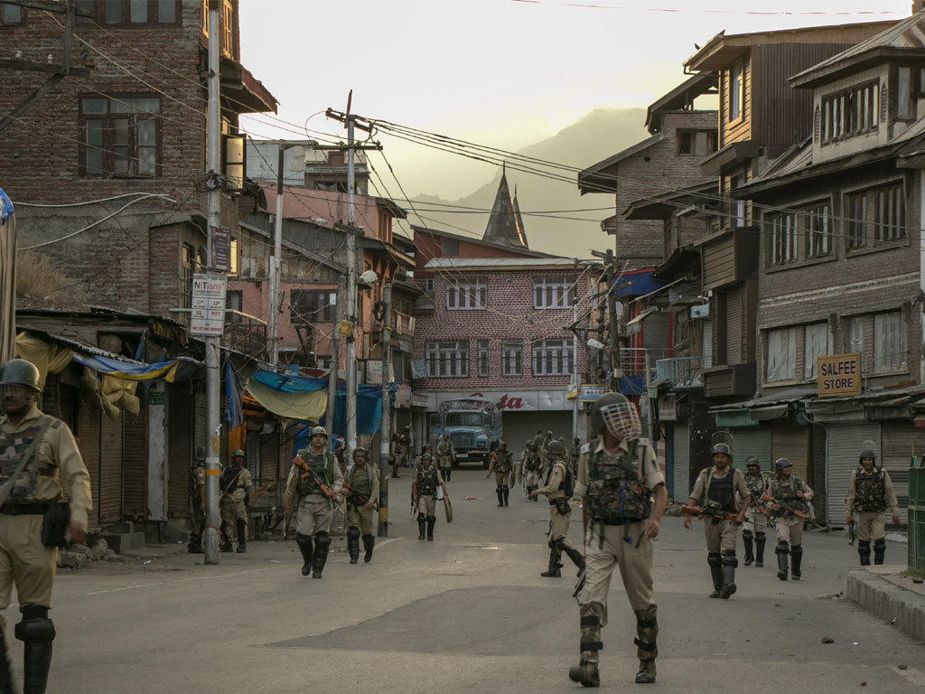 Indian troops martyr one more youth in IIOJK