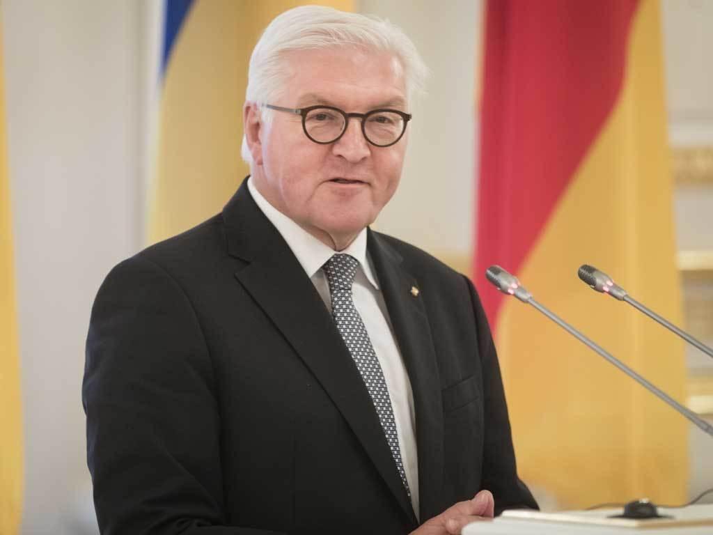 Kabul airport scenes 'shameful' for West: German president