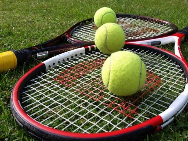 Haniya wins silver medal in Asian Tennis Championship