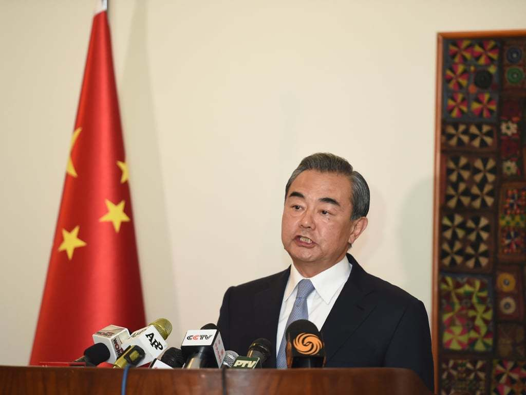 China tells US, world must 'positively guide' Taliban