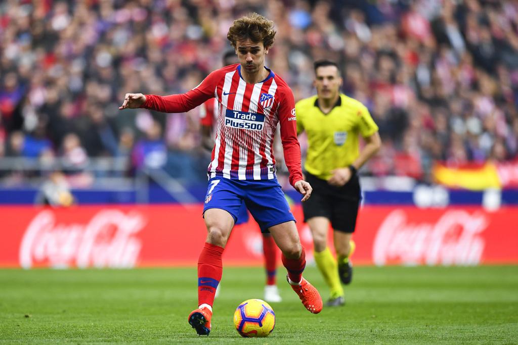 Atletico Madrid welcome back Griezmann as Real sign Camavinga