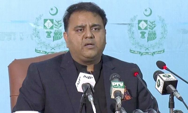 Chief Election Commissioner acting as 'mouthpiece' of opposition: Fawad