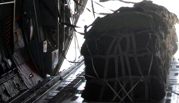 Pakistan's 2nd aircraft carrying relief goods lands in Kandahar