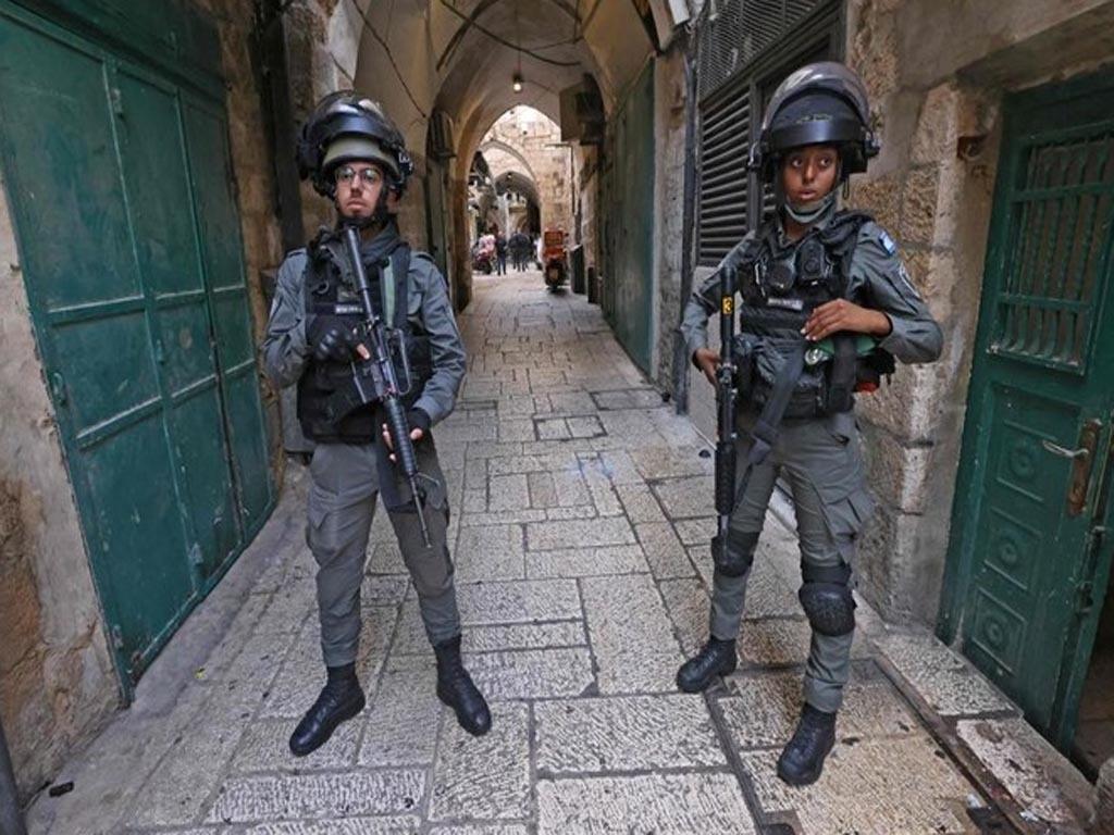 Israel police kill Palestinian in Jerusalem stabbing attempt