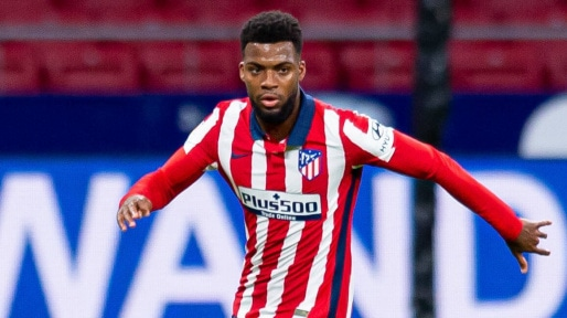 Lemar hits dramatic 99th minute winner for Atletico
