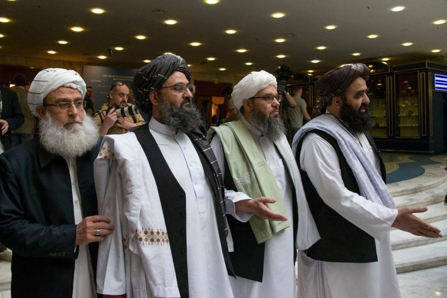 Taliban urge US to show 'heart'
