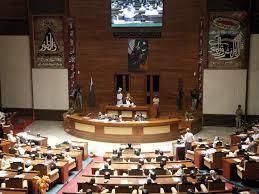 Sindh PA session adjourned abruptly