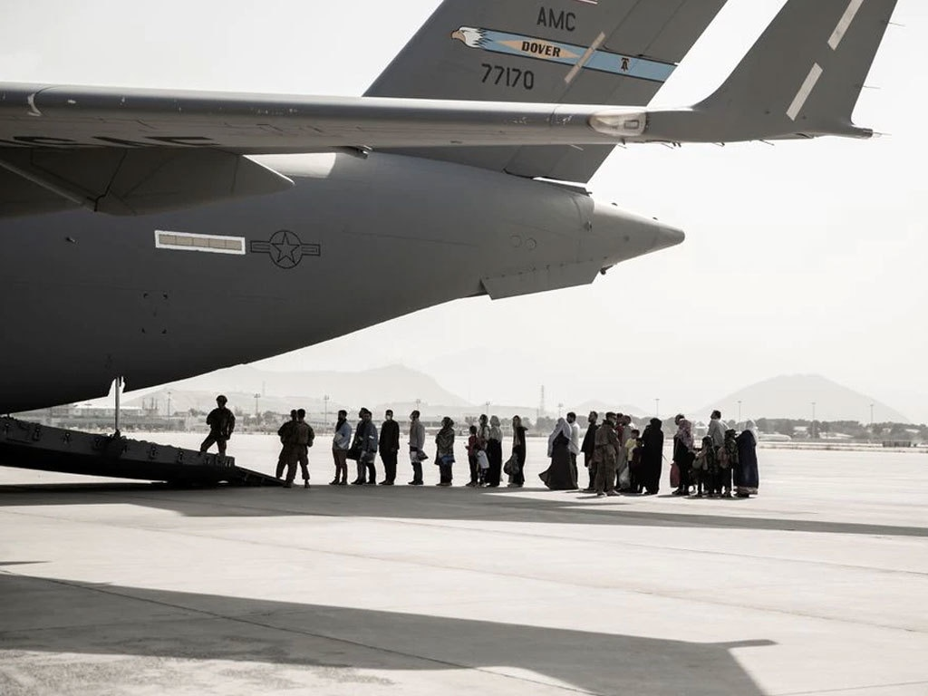 US helped at least 36 citizens leave Afghanistan since August 31: State Dept