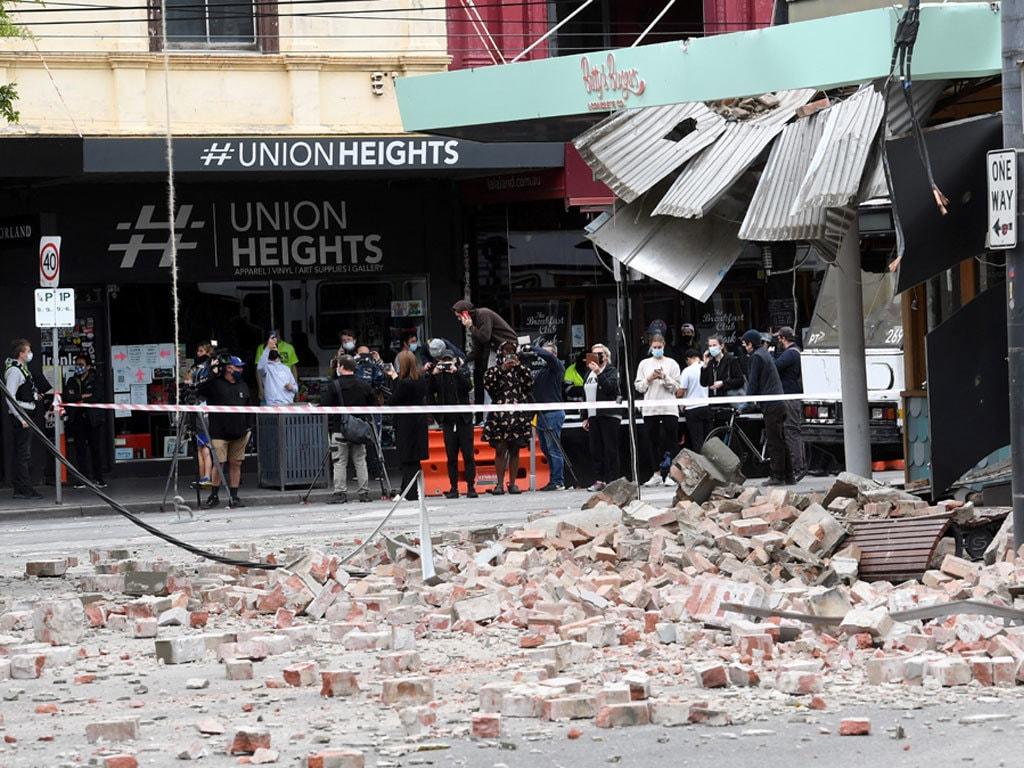Rare Australia earthquake triggers panic in Melbourne - World - Business  Recorder