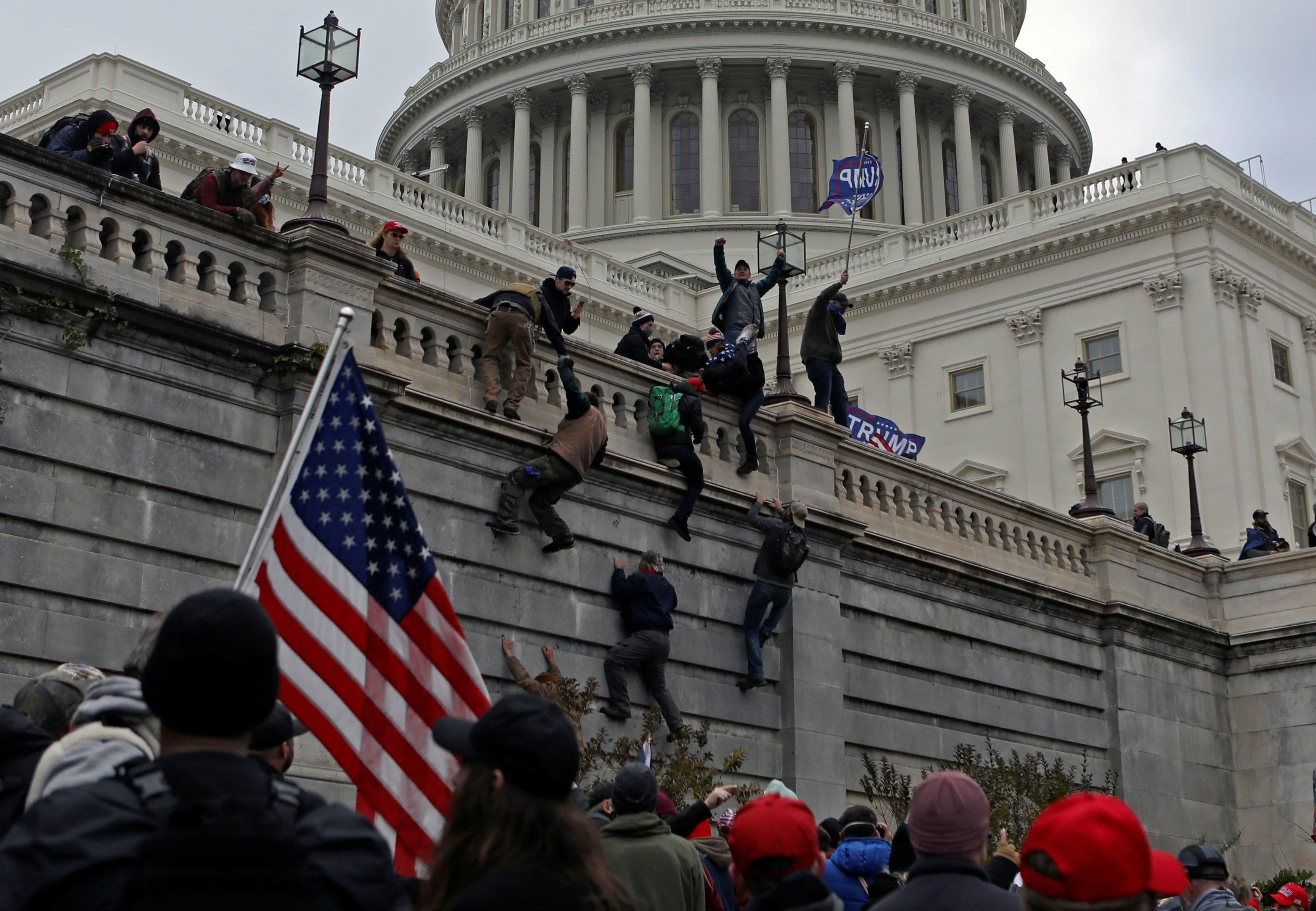 Four of Trump's allies summoned by parliamentary committee proving Capitol riot