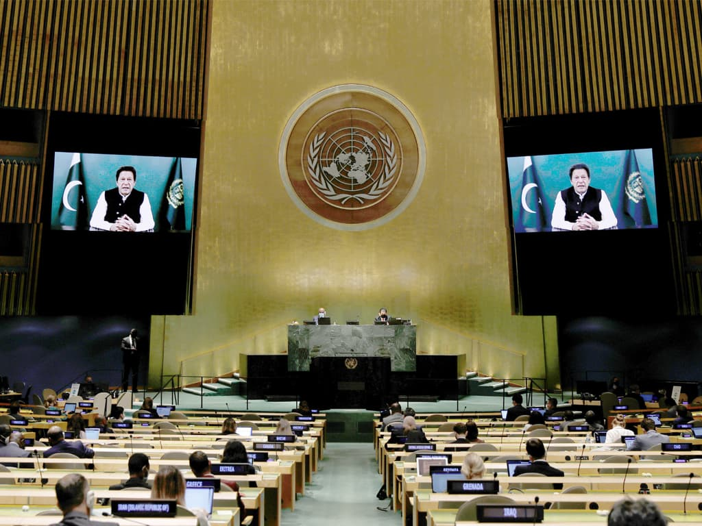 Aid to Afghanistan: PM asks UN to mobilise world