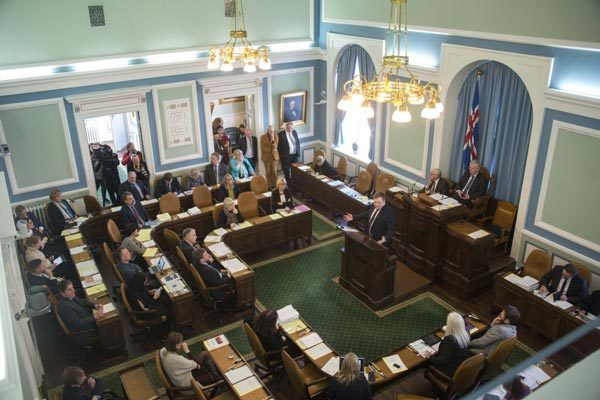 Iceland elects Europe's first women-majority parliament