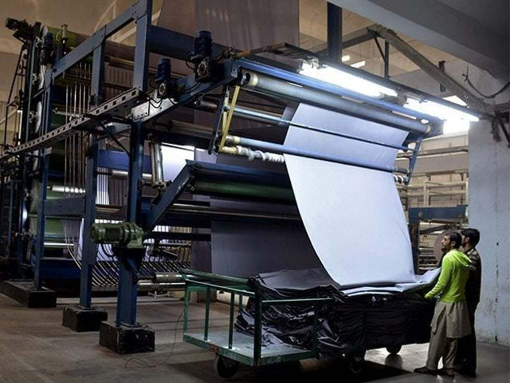 Textile exports: taking off?