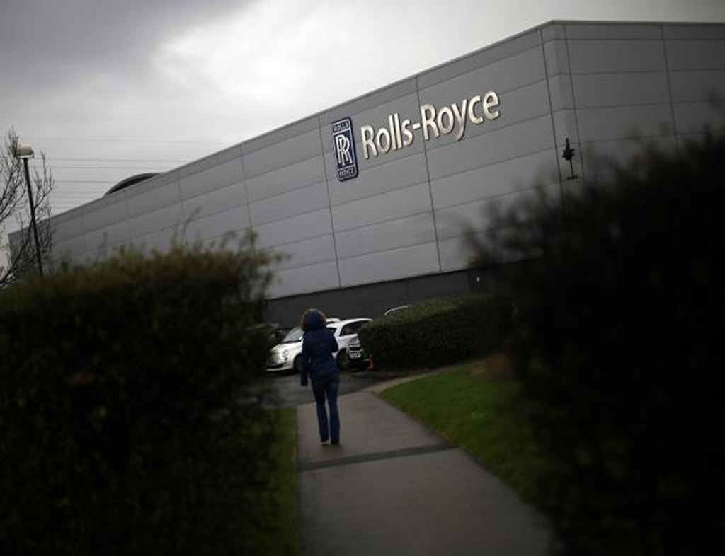 Luxury carmaker Rolls-Royce to switch to all electric range by 2030