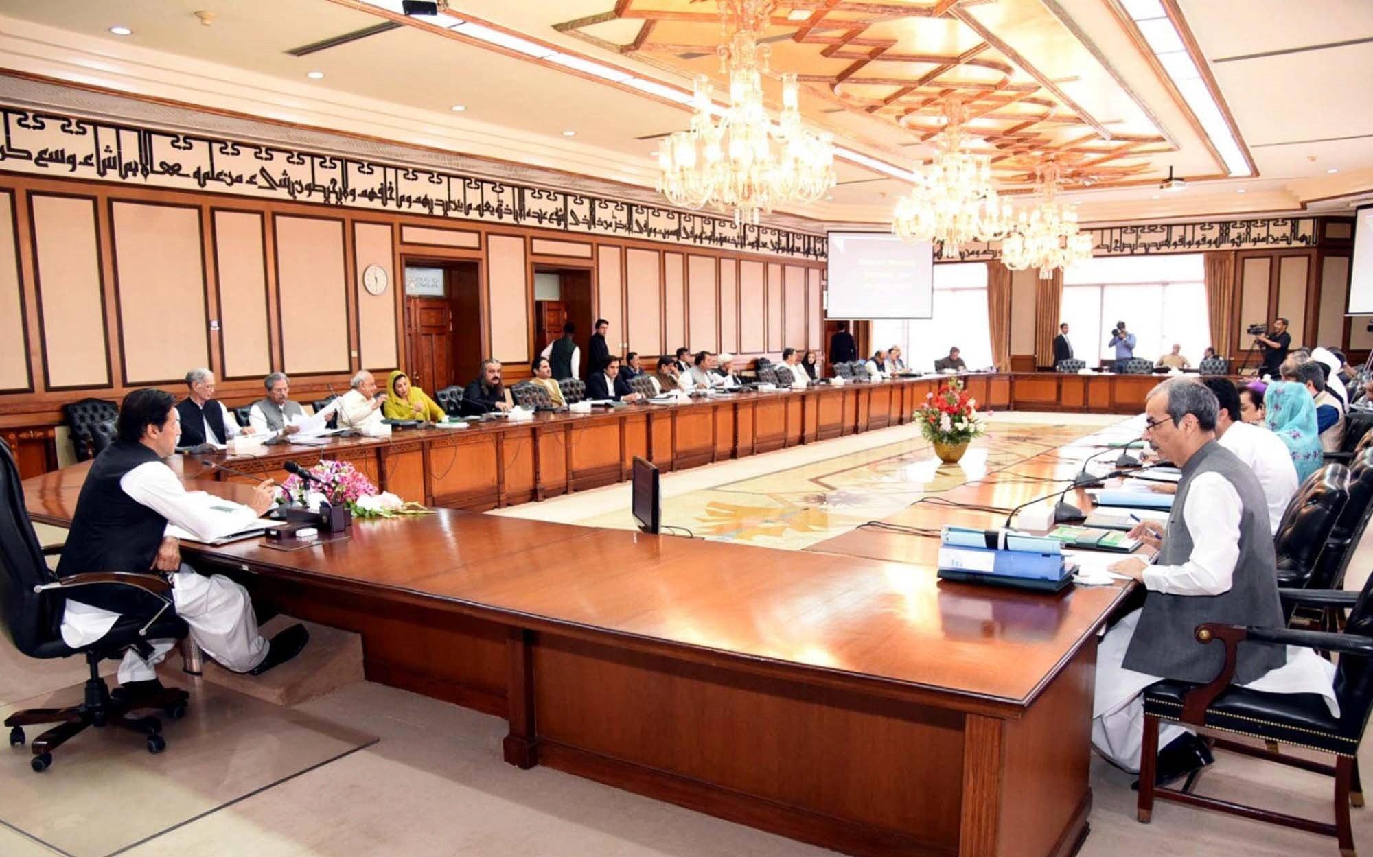 Cabinet approves NAB Amendment Ordinance through circulation summary
