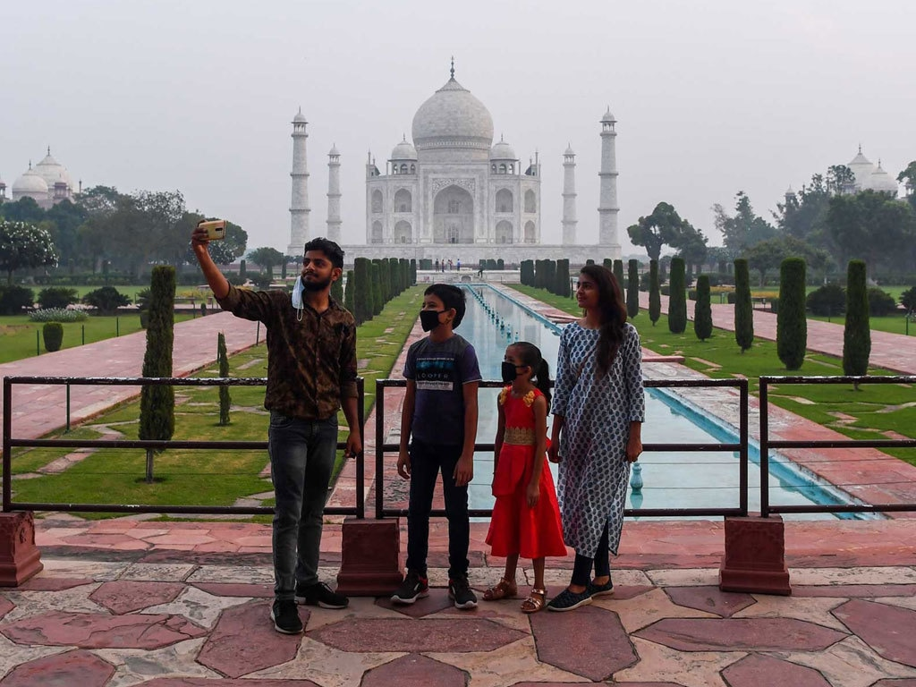 India to re-open for tourists from October 15