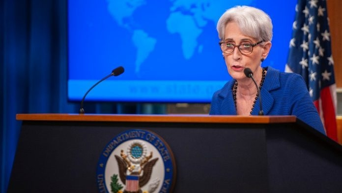 US not recognising Taliban govt 'at this moment': US Deputy Secretary of State