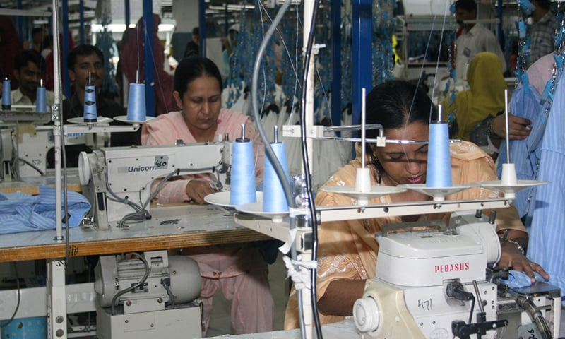 Spurred by latest investment, Pakistan's textile sector eyes $21bn exports in FY22