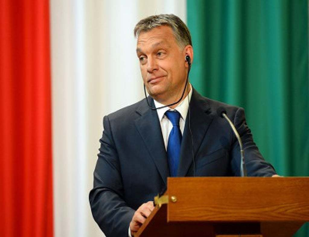 Last two candidates fight it out to face Hungary's Orban